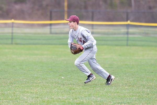 2019 Westford Academy Freshman Baseball