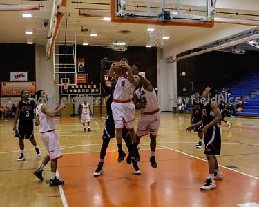Boys Basketball National Christian Academy 12/1/12