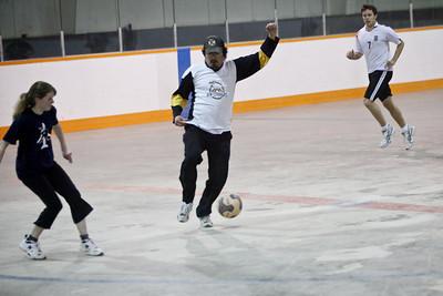 Senior Soccer 2009 June 11th