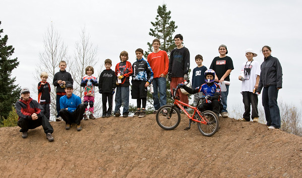 First (and Last) BMX Race of 2007