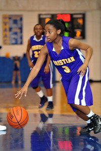 02/16/2012 - Norfolk Christian HS @ Nansemond-Suffolk Academy / Varsity Girls Basketball