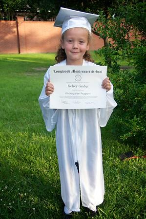 Kelsey Pre K Graduation May 2015