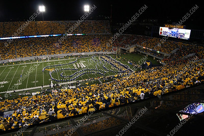 WVU vs Auburn - October 23, 2008