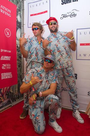 2017 Surfer Poll Awards