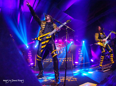 Stryper - 18 Oct 2016 - Ace of Spades