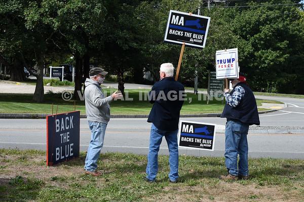 COVID-19 Shutdown 2020 and Protest/Political Rally