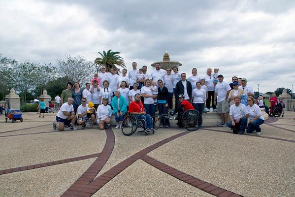 Walk-N-Roll For Spina Bifida October 27th, 2012