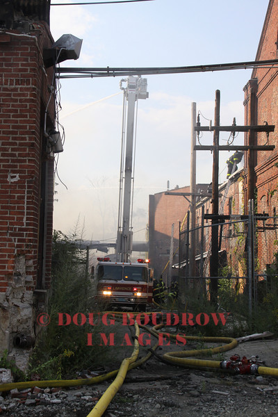 Lawrence, MA - 3rd Alarm 9 South Canal Street, 8-8-10 (2nd Fire)