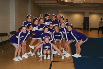 DMS Cheerleading Comp 2007