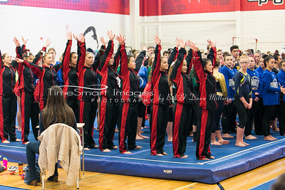 Moon Gymnastics Invitational 2018