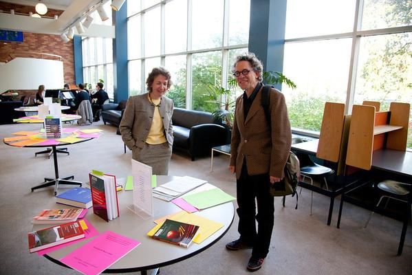 UP Author's Reception 2011
