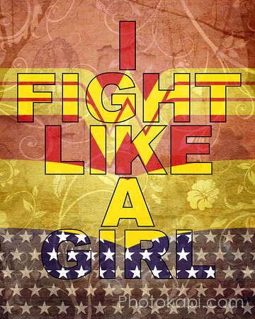 I Fight Like A Girl
