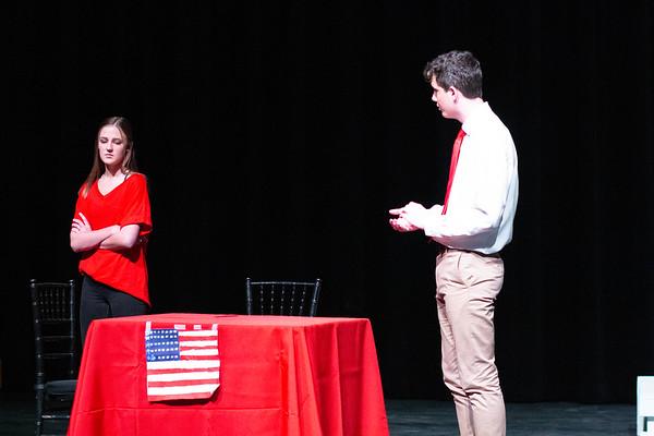 Upper School Theatre Night