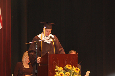 Cayuga High School graduation