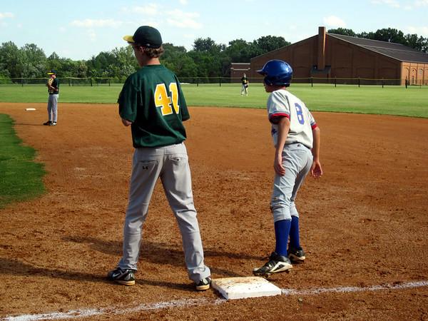 Baseball vs. Collegiate