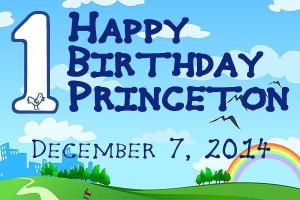 Princeton 120714