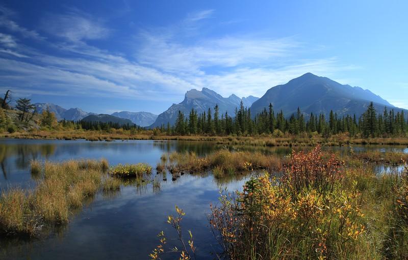 Vermillion Lake, Banff