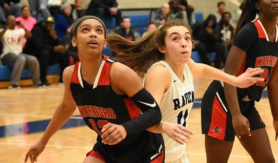 OP Southfield A&T at Royal Oak girls basketball