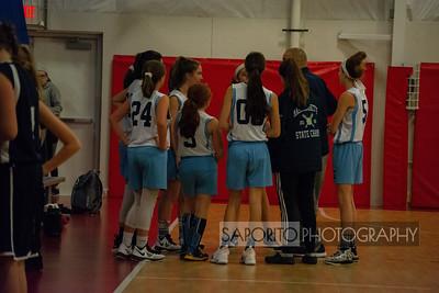 Peabody A team girls