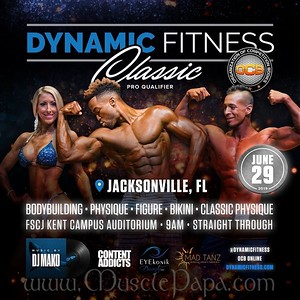 OCB Dynamic Fitness Classic 2019