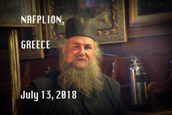 Nafplion     July 13, 2018