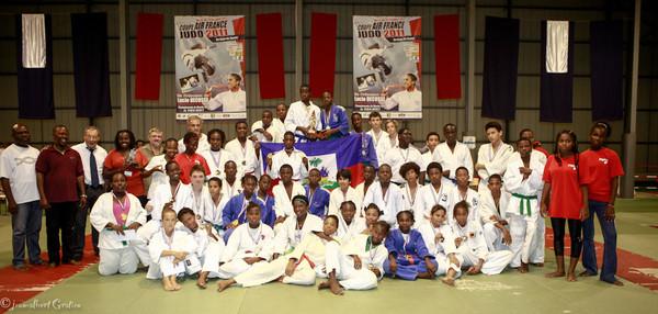 Tournoi solidarité Haiti