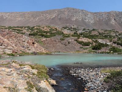 Parker Peak Backpack (12,850) - Aug 30-31, 2020
