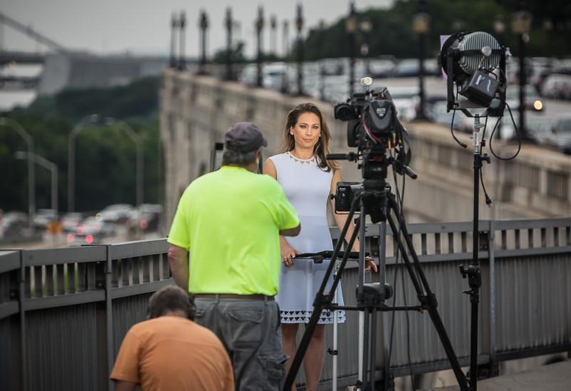 Ginger Zee (ABC News)
