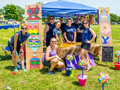 First Hour 2016 Gloucester Township Relay for Life