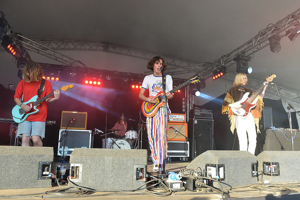 Swim Deep perform at Latitude Festival 2013 - 21/07/13