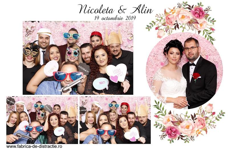Nicoleta & Alin - Nunta Ploiesti - 19 Octombrie 2019