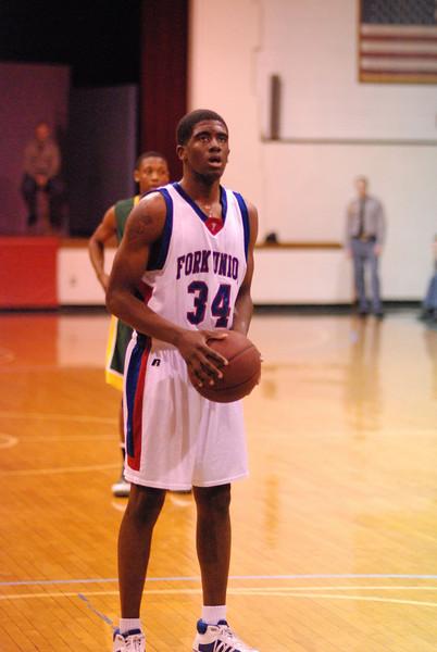 Prep Basketball vs. Buckingham County HS