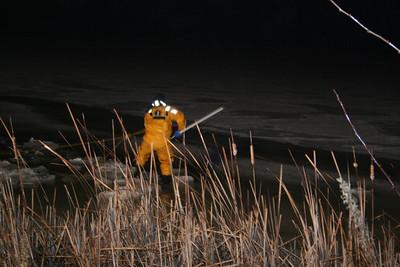 MATTESON IL, DIVE INCIDENT 01-22-2012