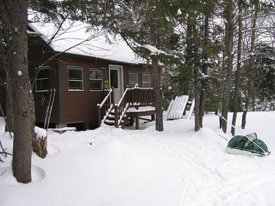 Baxter State Park January 13-16 2012