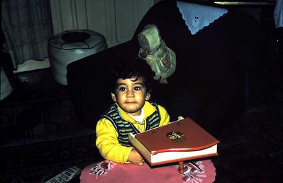 Mordehai January 1971