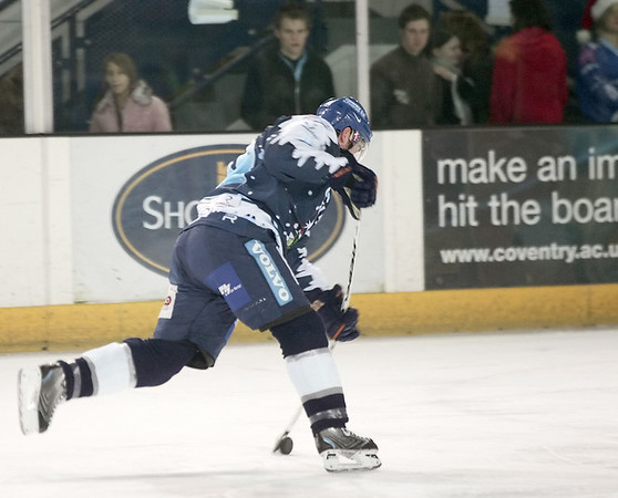 Blaze v Hull Stingrays - 23/12/2006