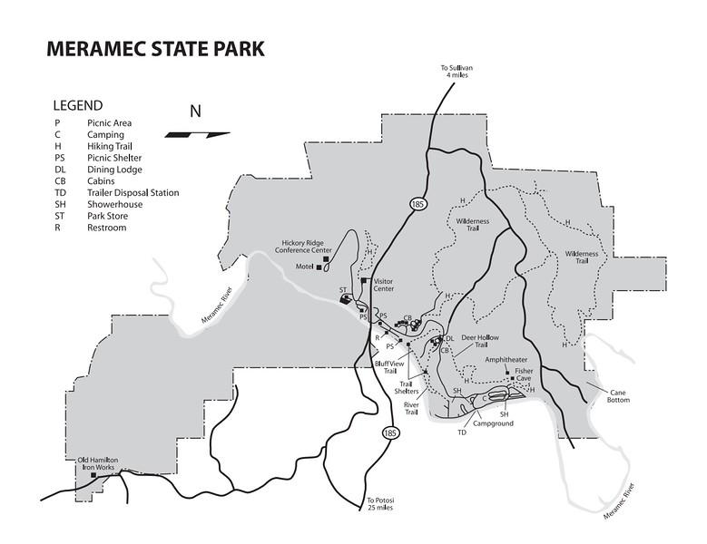 Meramec State Park