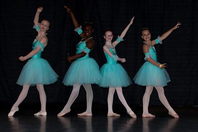 Atascocita - Ballet C2 Thur 7:00
