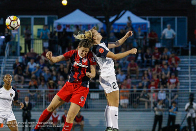 Washington Spirit v North Carolina Courage (14 April 2018)