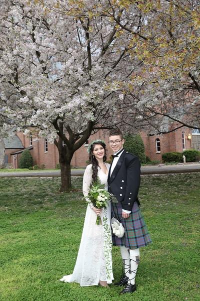 Cassandra and Andrew Sears