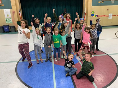 MARCH 8TH, 2019   Green Valley School Family Night