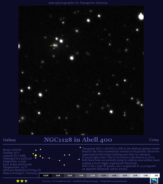 NGC1128 GLX in Cetus