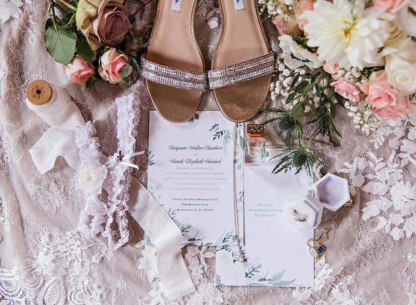 Chambers wedding