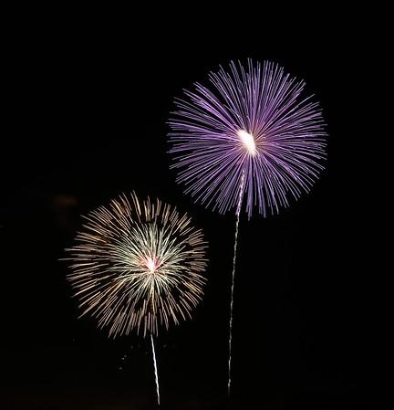 Fireworks - 2015