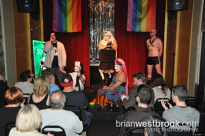 Rick Taylor's Rainbow Comedy Show at Rendezvous (23 June 2011)