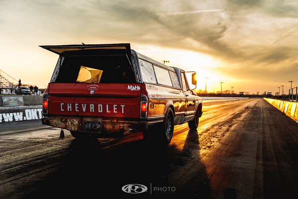 Farmtruck, Murder Nova and Goliath 2.0 Testing at Thundervalley Raceway