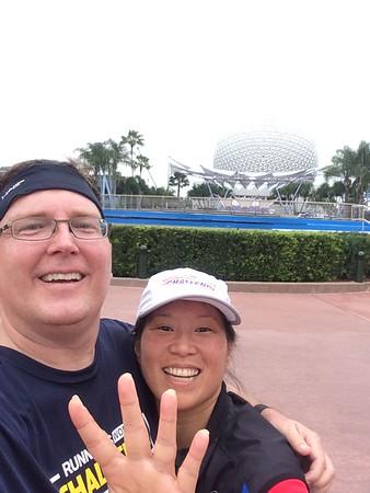 Dopey Challenge - Day 4 - Full Marathon