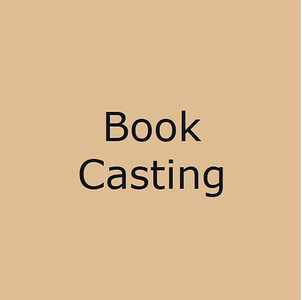 Book Castings 2021