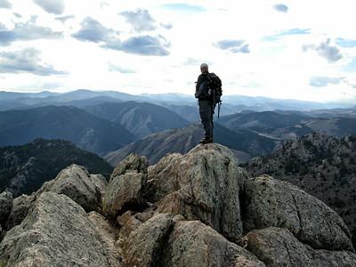 Greyrock Trail #946 - Nov 1, 2008