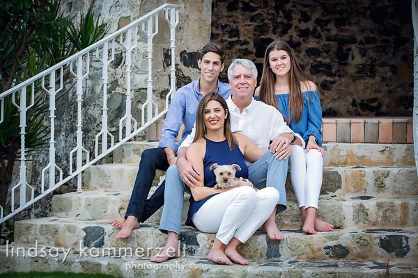 The Hanley Family